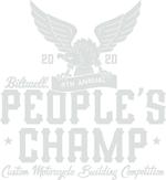 Biltwell People's Champ Show Logo