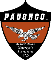 Paughco Motorcycle Accessories Logo