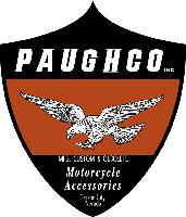 Paughco Motorcycle Accessories Logo